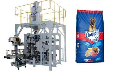 15Kg makanan haiwan kesayangan besar beg pembungkusan mesin