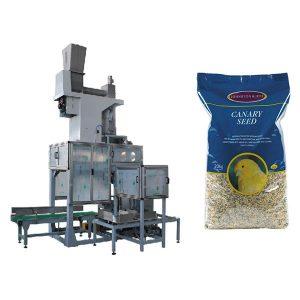 20kg Seed Open Bouth Bagging & Bag Pengisian Skala Grain automatik Big Bags Packing Machine