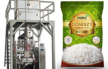 mesin pembungkusan beras automatik 1kg-5kg