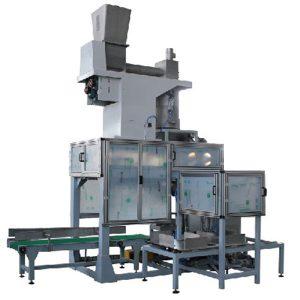 Mesin Pembungkusan Pembungkusan Serbuk Big Big Mesin automatik