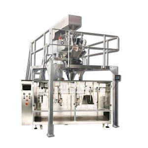 Mesin Pembungkusan Granular Prajurit Mendatar