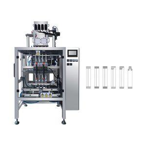 Automatic Multi Lane Sachet Stick Powder Packing Machine untuk Kopi, Susu