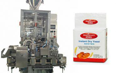 mesin pembungkusan vakum serbuk yis automatik