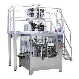 Automatik pek buah kering mengisi pembungkusan yang membuat mesin jentera