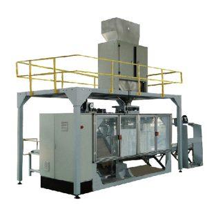 Mesin pembungkusan automasi yang tinggi, serbuk beg pengisian dan pengedap serbuk besar, mudah beroperasi
