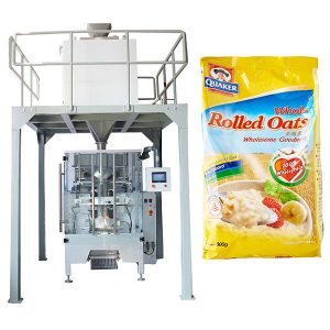 Linear Weight Machine Automatic Packing Oatmeal