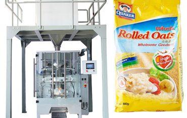 Mesin pembungkusan automatik oatmeal linear