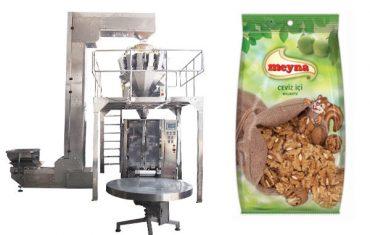 kacang pembungkusan mesin pembungkusan