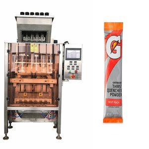 Mesin pembungkusan Multi-Line Powde Kecil