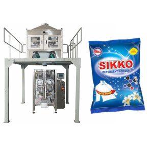 Mesin pembungkusan serbuk cuci