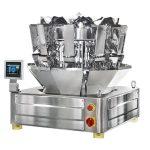 mesin pembungkusan zm10d16 multihead weigher