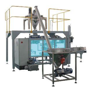 ZTCP-25L Automatik Woven Bag Packaging Machine Untuk Serbuk