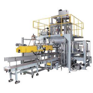 ZTCP-50P unit mesin pembungkusan serbuk automatik berat