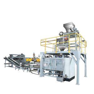 ZTCP-50P Mesin tenunan automatik beg tenunan untuk serbuk