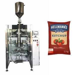 saus tomato mesin pembungkusan