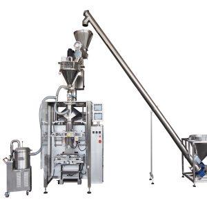 mesin pembungkusan serbuk dengan pengisi auger
